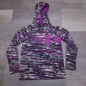 Under Armor Youth Hoodie Size Large